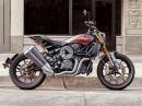 Die NEUE FTR1200 von Indian Motorcycles - Flat Tracker für die Straße
