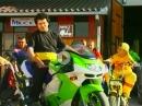 Musikvideo 'Kawasaki, Kawasaki' das groovt ;-)