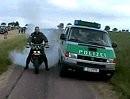 Die Polizei - Dein Freund und Helfer - Rollin Burn Out