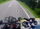 TOP! 'Fahr mit Verstand' Über die richtige Einstellung zum Motorradfahren - von Chain Brothers