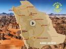 Die Route der Dakar 2021, 03.01. - 15.01.2021 in Saudi-Arabien