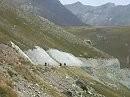 Die Sandberger auf dem Col de la Bonette