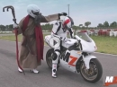 Die Zehn Gebote des Motorradfahrers - www.motorheadz.tv