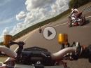 Dijon Prenois onboard Lap Ducati Streetfighter S