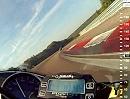 Dijon Prenois onboard mit Yamaha R6 und GPS - Aufzeichnung
