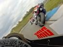 Dirk Geiger - NEC Moto3 Champion - Training Brünn