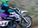 Dirt Bike Ausflug mit den Mädels