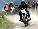 Dirt Race Austria mit Honda CB 750 Four