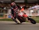 Dirty Rolando Häfliger #377 Swiss Supermoto Promo Rider