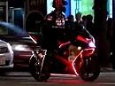 Disco Superbike Motorrad - Mit dem Ding ist man auf der Flaniermeile ganz weit vorne