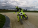 'Vorbereitung' auf Valencia - Valentino Rossi MotoRanch VR46