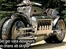 Dodge Tomahawk V10, 8,3 Liter - Mehr Motorrad geht nicht!