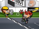 DohaGP (Losail) - MotoGP 2021 Highlights Minibikers - Quartararo gewinnt