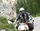 Dolomiti Terroristi Sellajoch / Passo Sella Motorradtour
