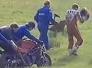 Superbike WM 1993 - Donington (England) Race 2 Zusammenfassung