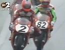 Superbike WM 1994 - Donington (England) Race 2 Zusammenfassung