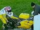 SBK 1998 - Donington (England) Race 2 - Zusammenfassung