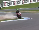 Donington (England) SBK-WM 2013 Race1