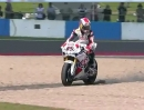 Donington (England) SBK-WM 2013 Race2 - Highlights Doppelsieg Tom Sykes