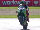 Donington (England) SBK-WM 2013 Superpole Highlights: Tom Sykes Show