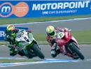 Donington Park British Superbike (BSB) 09/2013 Rennen1 Highlights