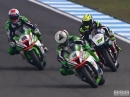 Donington Park British Superbike R01/17 (MCE BSB) Race1 Highlights