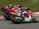 Donington Park British Superbike R01/18 (Bennetts BSB) Race1 Highlights