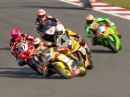 Donington Park, Feature Race - British Supersport R11/19 (Dickies BSS) Highlights