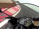 Donington Park onboard mit MCN mit neuem Layout
