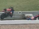 Donington Park, Race1, British Superbike R24/21 (Bennetts BSB) Highlights