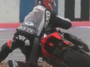 Donington SBK-WM 2014 - Superpole Highlights - Regenchaos