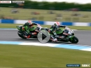Donington SBK-WM 2016 Race2 Highlights