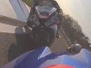 Donington Tommy Bridewell onboard Lap (BSB 2015) HAMMER