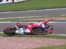 Donington WSS-WM 2014 Highlights des spannenden Rennens
