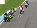 Donington Park British Supersport R10/16 (Dickies BSS) Sprint Race Highlights