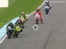 Donington Park British Supersport R10/16 (Dickies BSS) Sprint Race Highlights