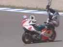 Doohan vs. Criville Jerez 1996 500ccm - Legendäre letzt Runde