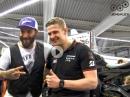 Dortmund Motorradmesse 2017 Kurzer Rundgang mit Jens Kuck von Motolifestyle