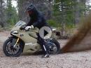 """""""Dreck"""" Ducati 1199 Panigale TerraCorsa - die Duc fürs Grobe von MotoCorsa"""