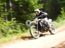 'Dreckschleuder' mit Qualm: Suzuki GSX-R1000 Dirtbike Umbau von SFT