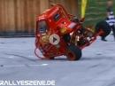DreiradPorn: Ape extrem entsichert - Geht mächtig steil !!!
