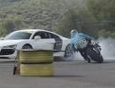 Drift Gymkhana mit Jorian Ponomareff vs Audi R8 - Der Typ ist einfach der Beste!