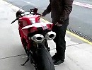 Ducati 1098 Auspuffvergleich: Termignoni, Akrapovic, Arrow, MIVV, Yoshimura, Spark