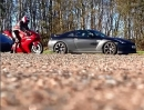Ducati 1098 Lamborghini Reventon Roadster vs Nissan GT-R - BHP Project