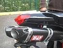 Ducati 1098 Original vs. Yoshimura Auspuffanlage
