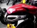 Ducati 1098 Zard Auspuffanlage