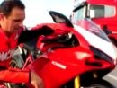 Ducati 1098R first ride in Jerez