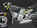 Ducati 1199 Panigale 2012 unters Kleid geschaut