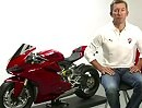 Ducati 1199 Panigale - Entwicklungsschwerpunkte: Troy Baliss / Ernesto Marinelli