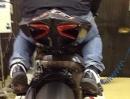 Ducati 1199 Panigale RS13 Dyno - Team Ducati Alstare - arrabbiato